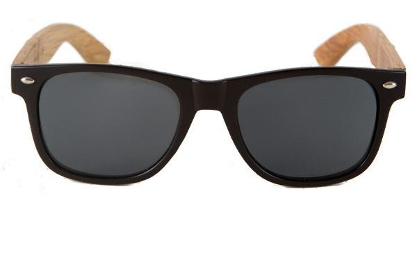 f9129eaf9d2 Venice Wood Wayfarer Sunglasses