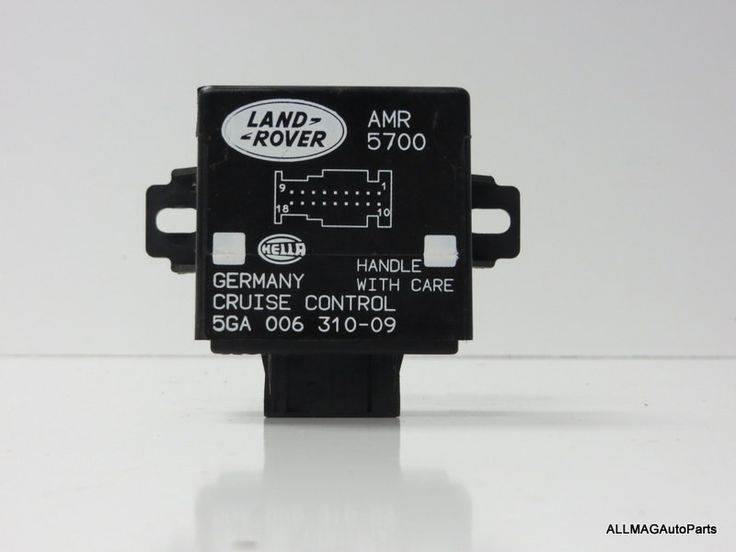 1999-2004 Land Rover Discovery 2 Cruise Control ECU AMR5700 D2