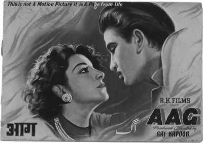 Day 3 - Your favorite 3 movies (1940's): Aag (1948); Barsaat (1949); Mahal (1949) Well, those are my favorites from that time and I actually think that all people, who are interested in the old...