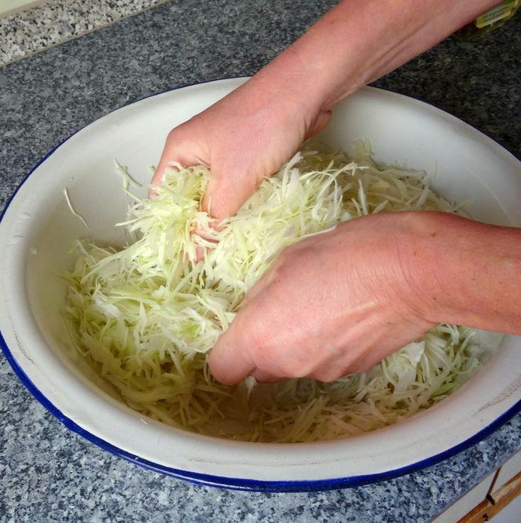 Krautsalat - wie beim Griechen (Rezept mit Bild) von Schokoschnalle | Chefkoch.de