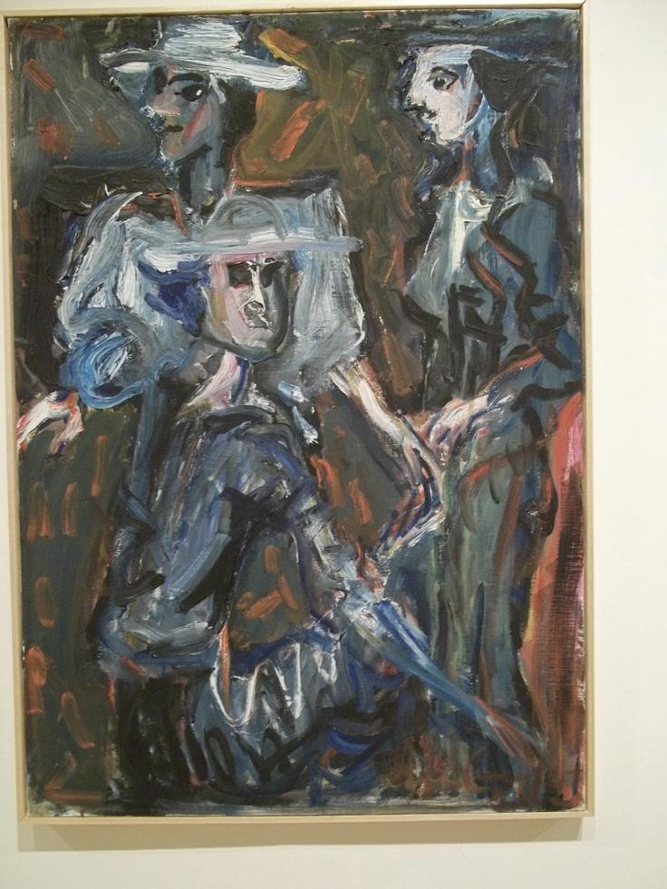 Ibere Camargo, 1987 - Vitrina