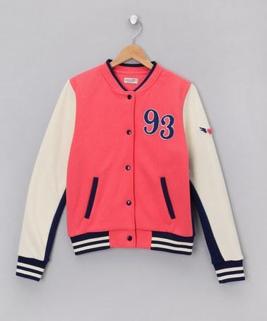 1000  images about Girl&39s Baseball Jacket on Pinterest | Varsity