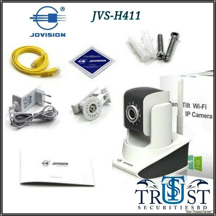 Jovision wifi IP Camera. Call: 01717264314