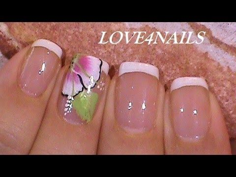 Link To My Spanish Channel: http://www.youtube.com/user/LOVE4NAILSenEspanol Hello Guys!!! Happy Tuesday ~ The colors, I used to make my flowers are these acr...