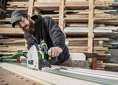 Festool Track Saw.  Darcy Warner