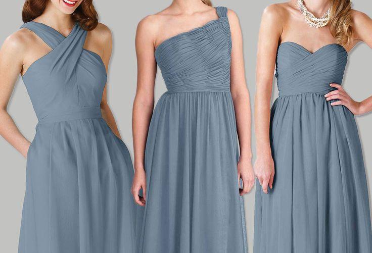 Blue Wedding Gowns: Best 25+ Slate Blue Weddings Ideas On Pinterest