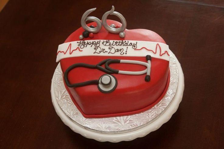 Cardiology Cake Cakes Made By My Sister Ohana Bake Shop
