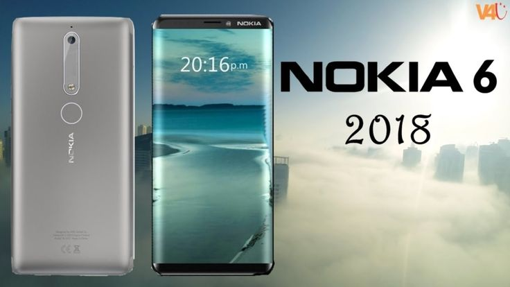 Nokia 6 2018 Official Look, Introduction, Specifications, Price, Release...