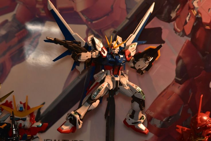 Gundam build Strike Full Package