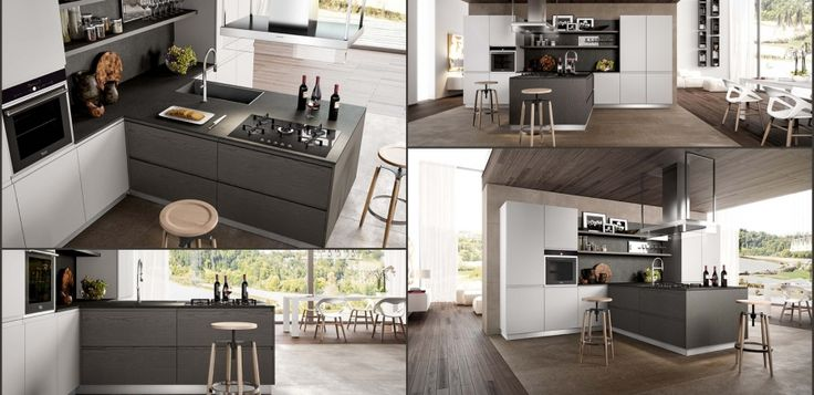 Cucina Milano | Centro Veneto del Mobile | Kitchen | Pinterest ...