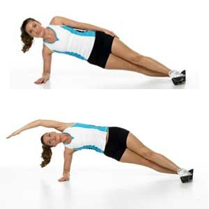 Toning Your Hourglass Figure
