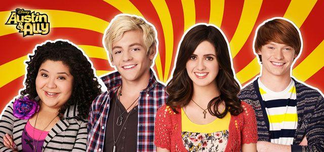 Austin & Ally la nuova serie di Disney Channel - Team World