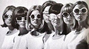 【ファッション】レトロで可愛い!各年代で流行のサングラス【1930~70年】 : First Lady-美女子力アップブログ