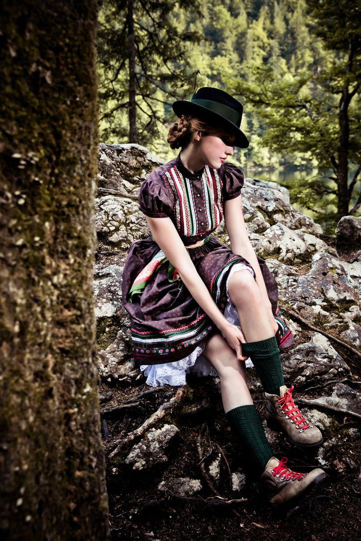 Lena Hoschek Tradition Kleid Gretl