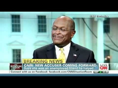 Play Herman Cain Off, Keyboard Cat!