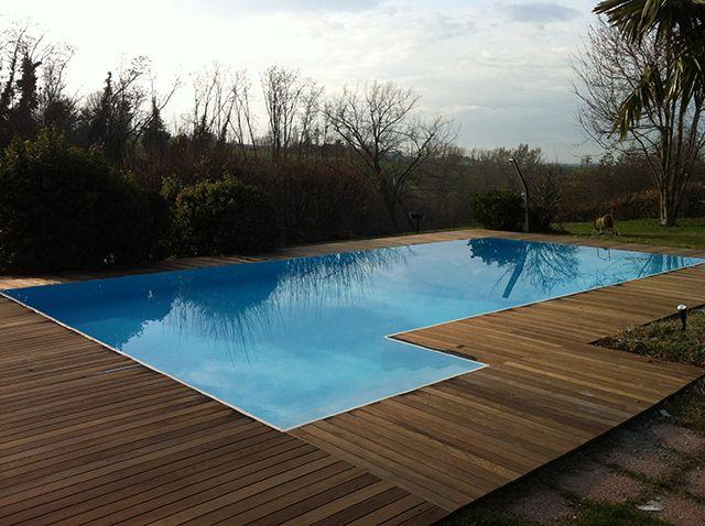 Progettazione e realizzazione piscine interrate e piscine fuori terra a Parma - by Così Piscine