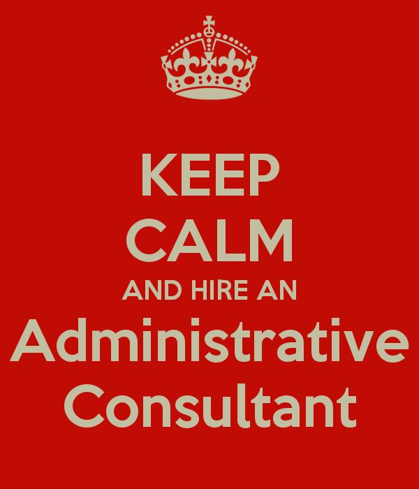 14 best Become an Administrative Consultant\/Virtual Assistant - administative consultant sample resume