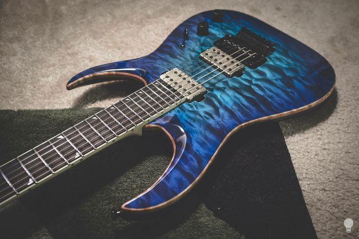 jackson custom shop for misha mansoor guitar pinterest. Black Bedroom Furniture Sets. Home Design Ideas