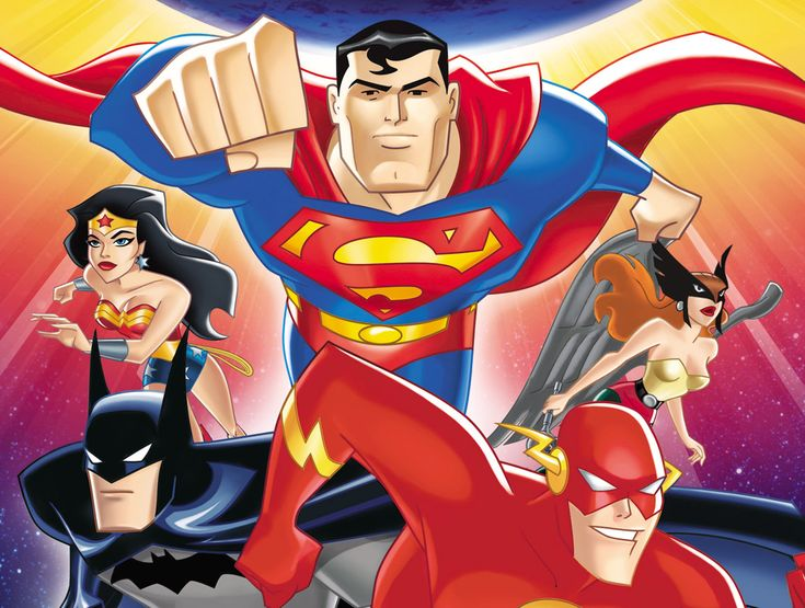 Cartoon Network to possibly air new Justice League series in 2016 #JusticeLeague