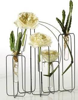 test tube vases - Google Search
