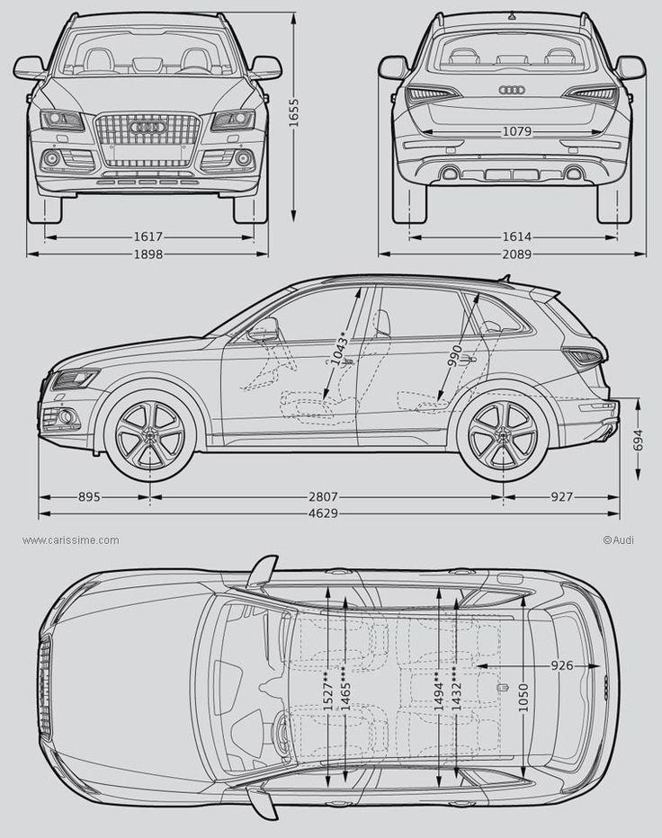 Audi Q5 Dimensions Wallpaper Http Wallpaperzoo Com