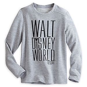 Walt Disney World Sweatshirt for Women | Disney StoreWalt Disney World Sweatshirt for Women - This soft and warm pullover sweatshirt with french terry interior will make sure you have a hot time at <i>Walt Disney World</i> Resort, even on cool winter days!