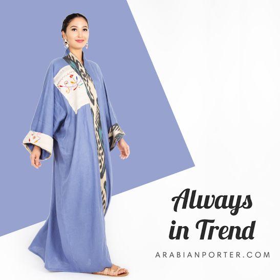 Buy this trendy abaya now at https://arabianporter.com/brands/moja-majka/moja-majka-335.html  #Arabianporter #luxury #fashion #onlineshop based out of #doha #qatar #abayas #kaftan #eveningdress #worldwide #shipping #dubai #sharjah #abudhabi #riyadh #jeddah #manama #kuwait #muscat #kuwaitcity #lebanon #egypt