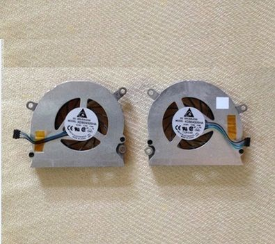SSEA Laptop Left & Rigt CPU Cooling fan for APPLE MacBook Pro A1211 A1226 A1260 KDB04505HA Free Shipping