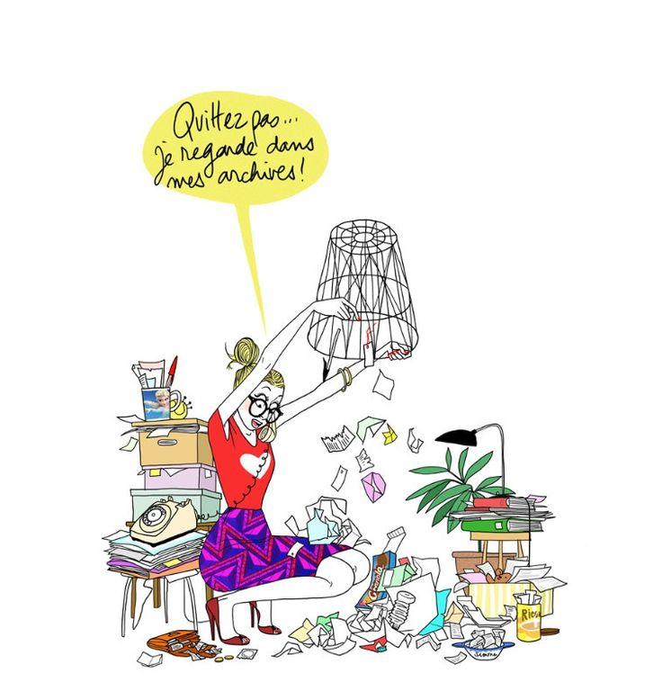 illustration margaux motin connasse 5.jpg - Margaux MOTIN | Virginie