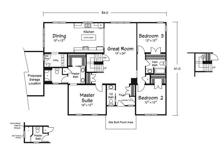 60 best Favorite Modular Home Plans images – Modular Home Floor Plans Sc