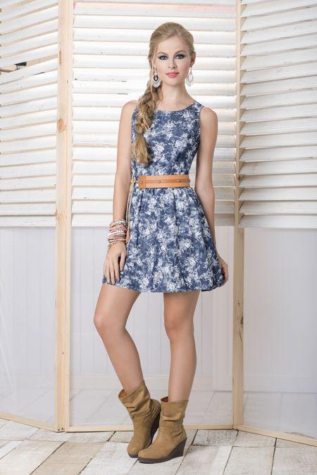 Vestido para el  Verano Magnético http://jeanstyt.com/portfolio-items/vestido-san-andres/