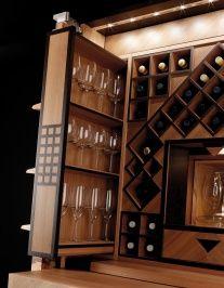 Винный шкаф Colonna Vino