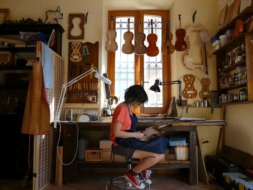 violin maker | Tumblr