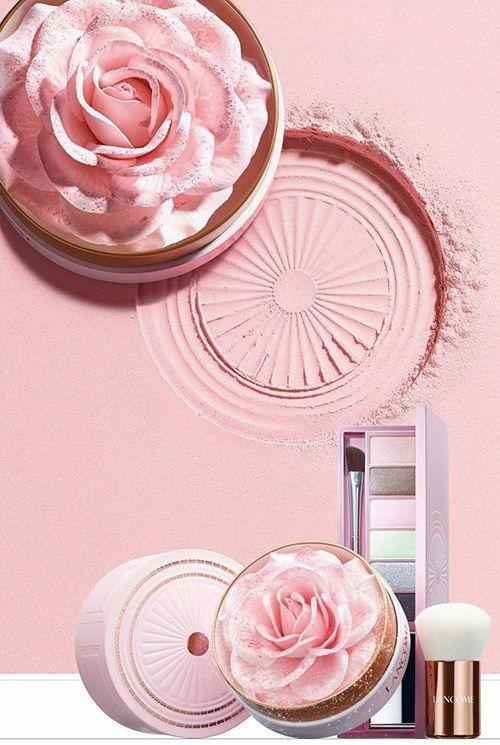 Lancome Spring 2017 Spring Rose Collection – Promo Photos!