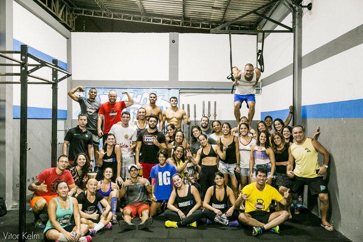 Academia CrossFit IG em Rio de Janeiro