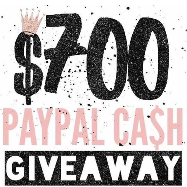 Go to ➡@sweetpeony_boutique  next!  We have teamed up with some of our favorite😍 accounts to gift ONE of our many amazing followers this awesome prize🎁!! The winner will receive $700 in PayPal cash💰💲!!! Entering is E•A•S•Y!  1. FOLLOW ME  @saraslovak 2. LIKE this post 👍✔ 3. Tag 1-3 of your friends (optional)✔ 4. Head to @sweetpeony_boutique next✔ Follow the steps above until you make it back here. ● Open Internationally🌏 ●Giveaway accounts will automatically be disqualified…