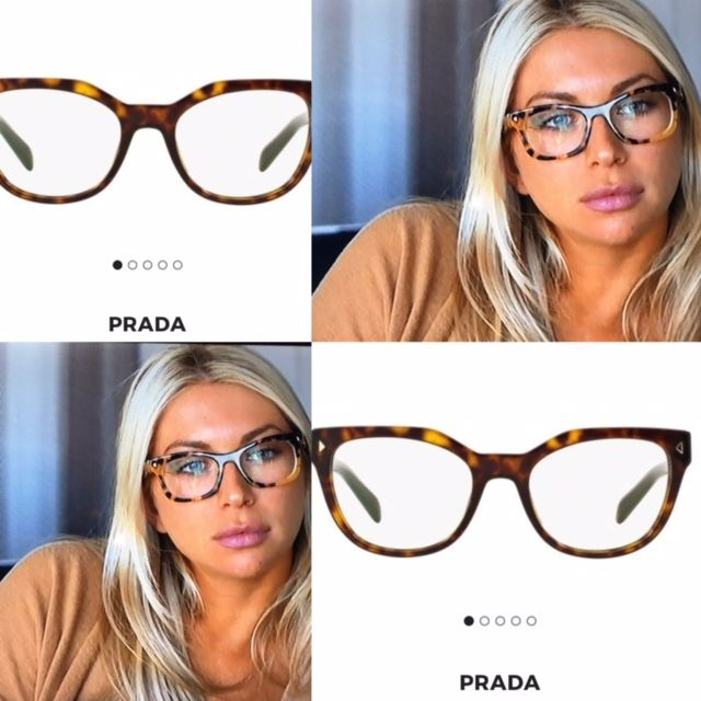 be8d6d82236a Stassi Schroeder s Tortise Shell Glasses