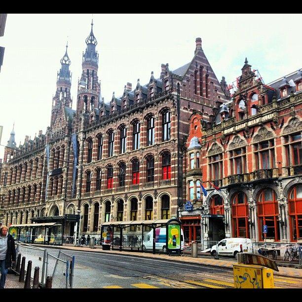 Magna Plaza en Amsterdam