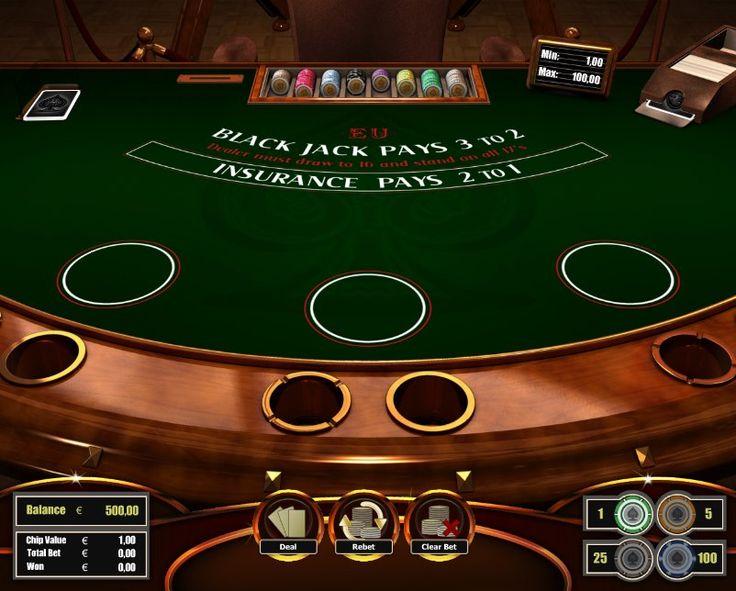 Blackjack EU MH! For more games register on http://casino-goldenglory.com/