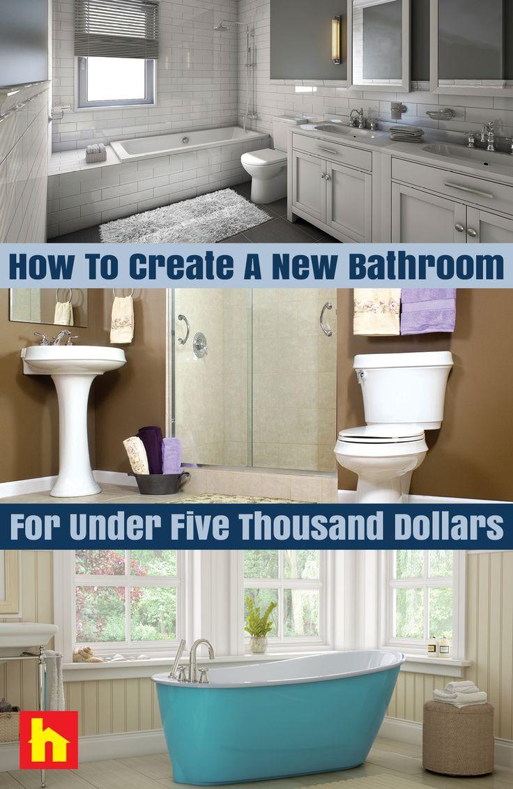 Bathroom Remodels Under 5000 51 best surprise bathroom remodel ideas images on pinterest