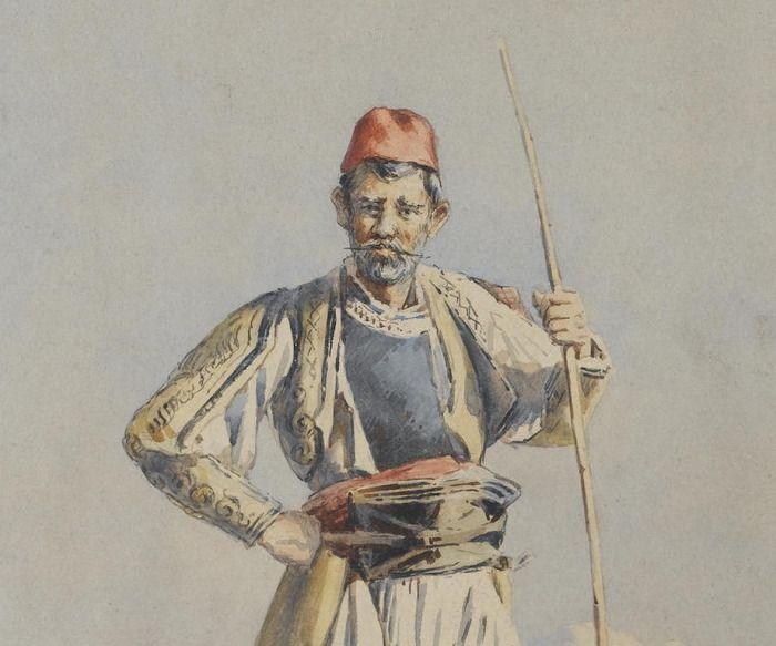 Γιαλλινάς Αγγελος – Angelos Giallinas [1857-1964] | paletaart – Χρώμα & Φώς