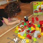 Lego Duplo 30 days of play challenge: Update