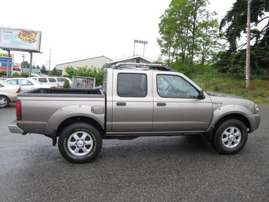 nissan frontier 4x4 cars for sale and nissan on pinterest. Black Bedroom Furniture Sets. Home Design Ideas