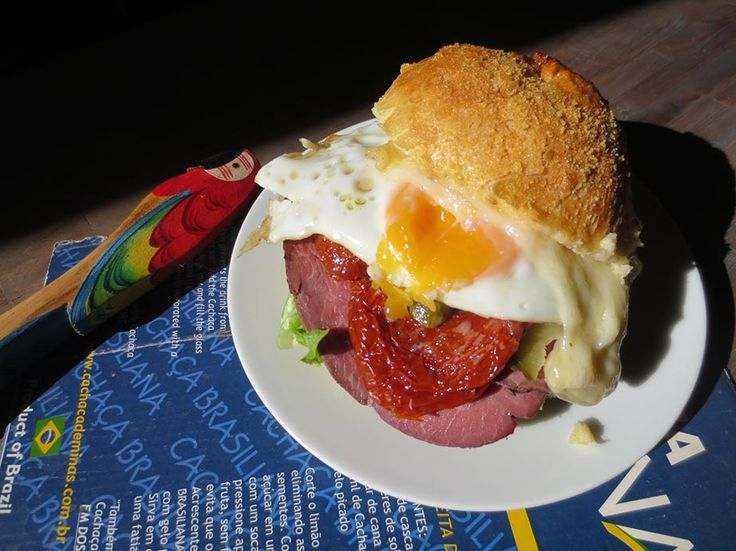 Sandwich Bauru (Brésil)
