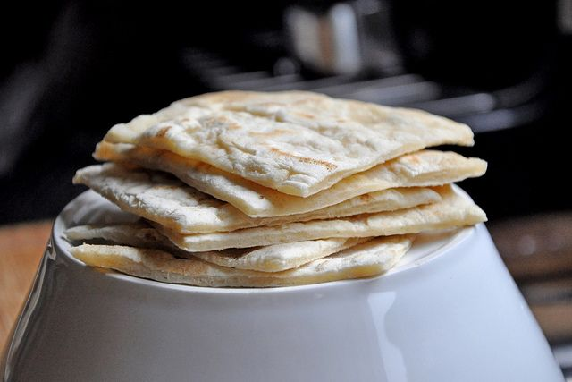 Basic 5-Minute naan