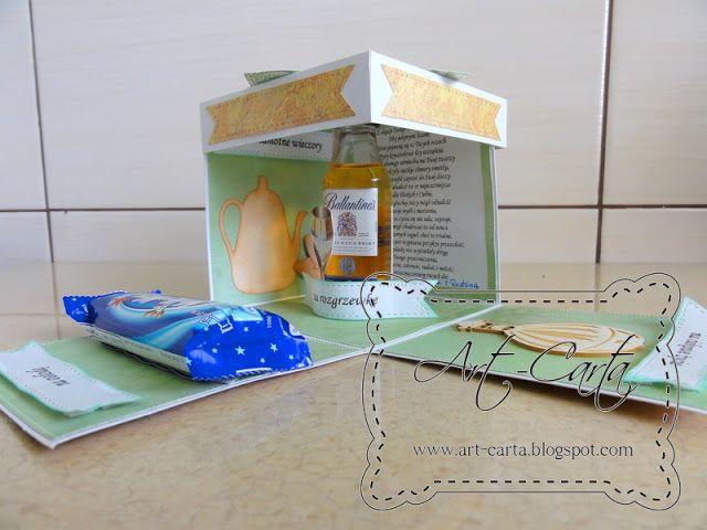 Art-Carta : Meskie pudełko z procentami - gościnnie w APScraft