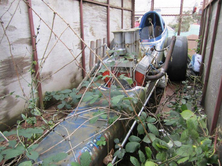 Dragster Barn Find Barn Finds Pinterest Gardens Chang E 3 And Mobiles