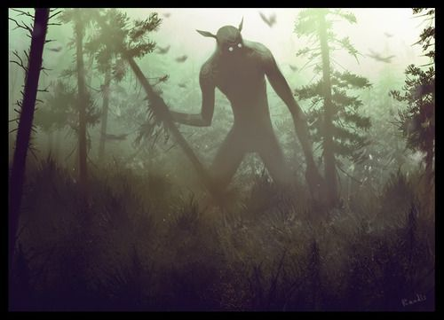 wendigo sightings - Google Search