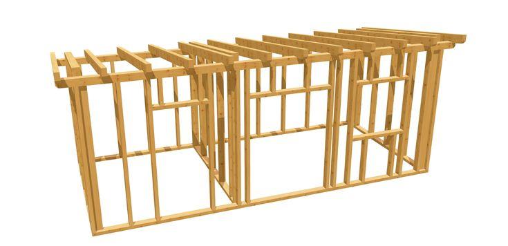 Gartenhaus günstig selber bauen Gartenhaus, Gartenhaus