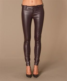 Drykorn - Drykorn Tights Broek - Bordeaux 129,95